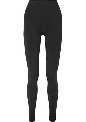 LNDR - Eight Eight Paneled Stretch Leggings - Black