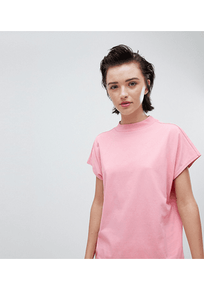 Weekday Prime T-Shirt in Pink