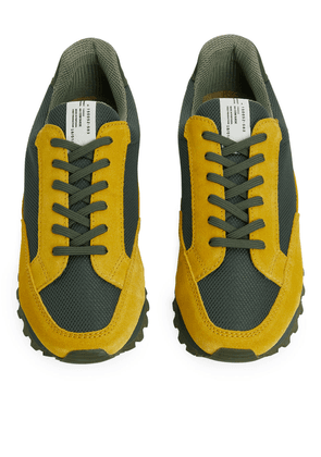 Jogger Low - Yellow