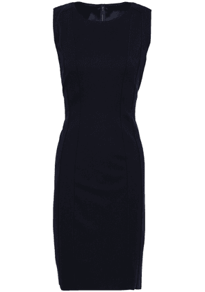 Elie Tahari Marley Ponte Dress Woman Midnight blue Size 8
