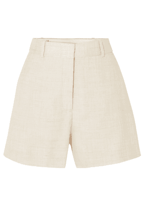 Stella McCartney - Woven Shorts - Beige