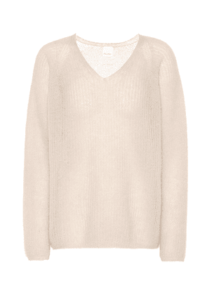 Alea mohair and wool-blend sweater