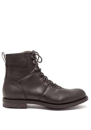 Cheaney - Ingleborough B Lace Up Leather Boots - Mens - Brown