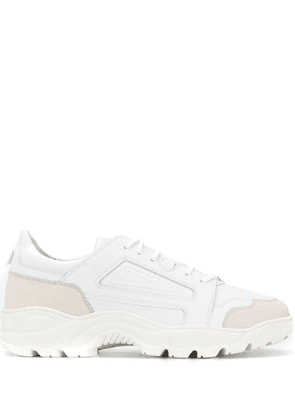 D.A.T.E. chunky sneakers - White