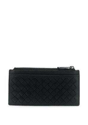 Bottega Veneta long coin purse - Black