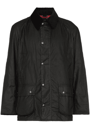 Barbour Ashby wax jacket - Black