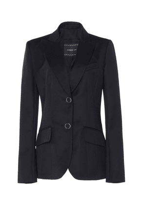 Andrew Gn Wool Structured Jacket