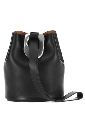 Drop Leather tote