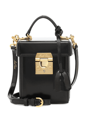 Grace Cube leather crossbody bag