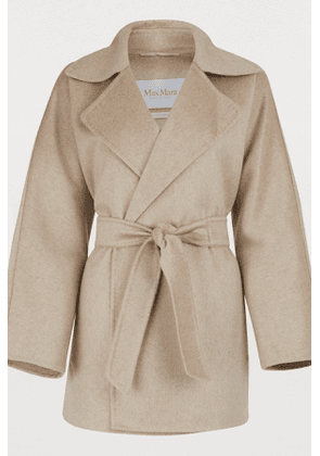 Matera cashmere trench coat