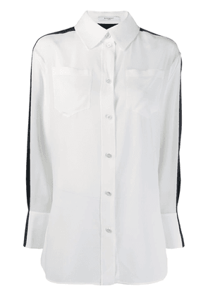 Givenchy two-tone shirt - White