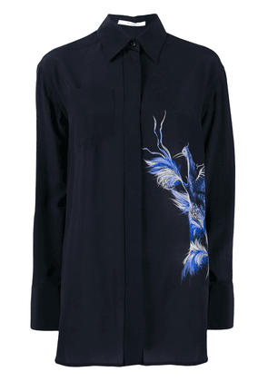 Givenchy Bird print shirt - Blue