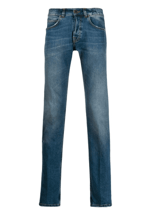 Eleventy straight cut jeans - Blue