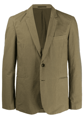 PS Paul Smith relaxed blazer - Green