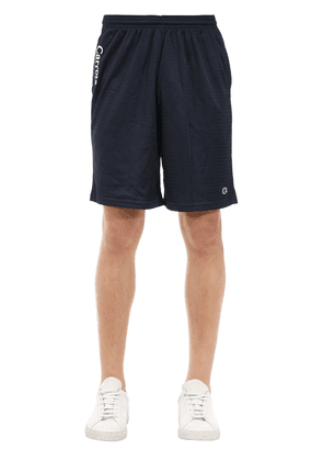 Champion University Techno Sweat Shorts
