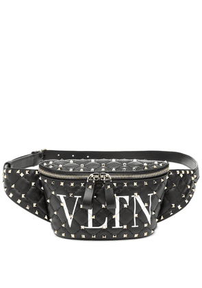 Valentino Garavani Rockstud Spike VLTN leather belt bag