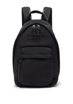 Ami - Logo Patch Technical Backpack - Mens - Black