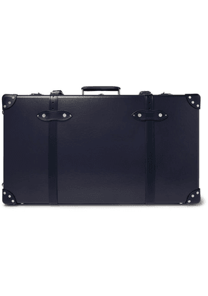 Globe-Trotter - 30' Leather-trimmed Trolley Case - Navy