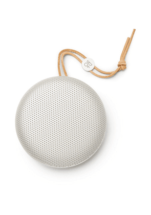 Bang & Olufsen - Beoplay A1 Bluetooth Speaker - Silver