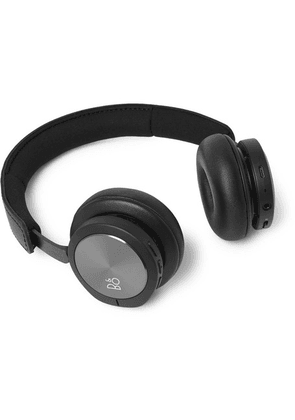 Bang & Olufsen - Beoplay H8i Leather Wireless Headphones - Black