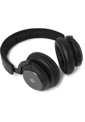 Bang & Olufsen - Beoplay H9 Leather Wireless Headphones - Black