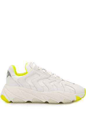 Ash chunky sole sneakers - White
