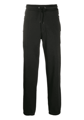 Givenchy zipped pocket track pants - Black
