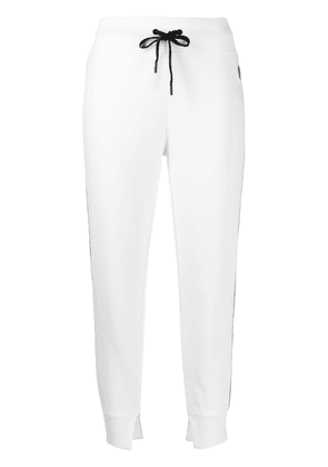 DKNY jersey sweatpants - White