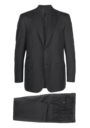 Brioni pinstriped wool suit - Grey