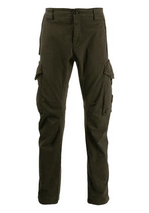 CP Company tapered cargo trousers - Green