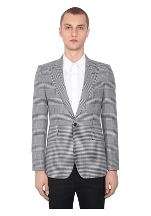 Prince Of Wales & Houndstooth Jacket