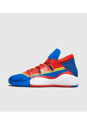 adidas x Marvel Pro Vision 'Captain Marvel', BLU/RED-YEL/BLU/RED-YEL