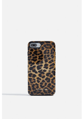 Womens **Leopard Protective Case - Iphone By Skinnydip - Multi, Multi