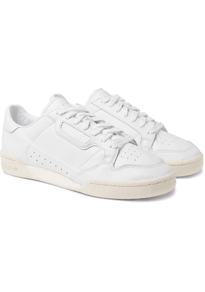 adidas Originals - Continental 80 Recon Leather Sneakers - White