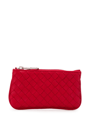 Bottega Veneta woven purse - Red