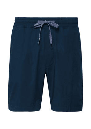 Lululemon - Bowline Stretch-cotton Jersey Drawstring Shorts - Navy