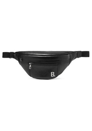 Balenciaga - Xs Leather Belt Bag - Black