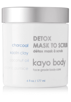 Kayo - Detox Mask To Scrub, 177ml - one size