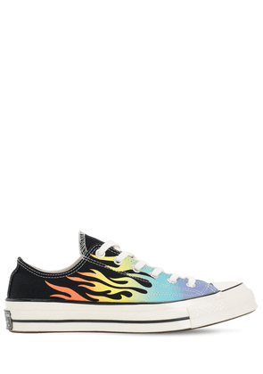 Chuck 70 Ox Archive Flame Print Sneakers