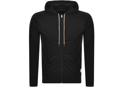 PS By Paul Smith Full Zip Hoodie Black