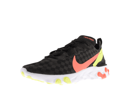 Nike React Element 55 Trainers Black