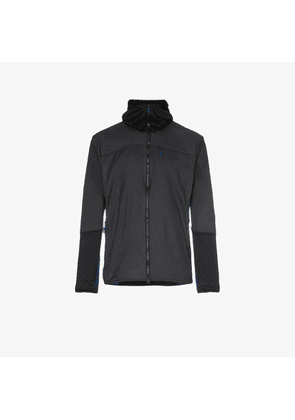 Adidas By White Mountaineering Terrex ripstop hooded jacket