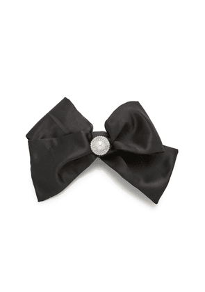 Avenue The Ralph Silk Hair Clip