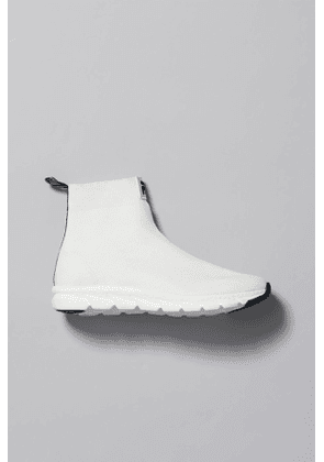 Florence Sock Shoes - White