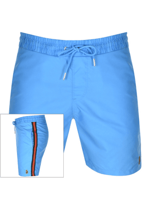 Luke 1977 Mcguigan Swim Shorts Blue