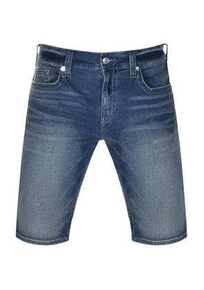 True Religion Rocco Shorts Blue