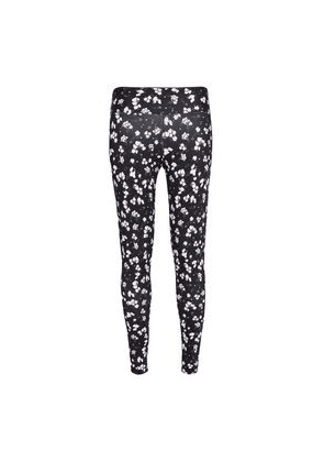 Bodyism Printed Stretch Leggings Woman Black Size S