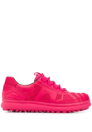 Camper Lab perforated lace-up sneakers - Pink