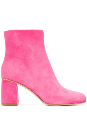 Red Valentino RED(V) ankle booties - Pink