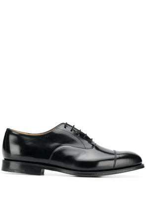 Church's classic lace-up Oxford shoes - Black